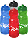 24oz Biodegradable Color Bike Bottles